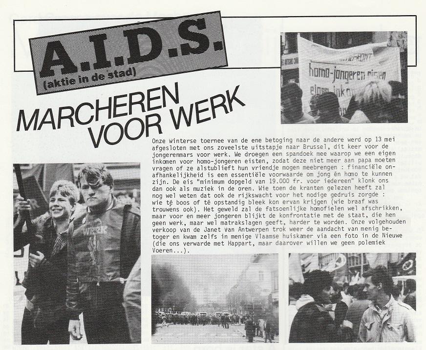 1984_Marcheren voor Werk