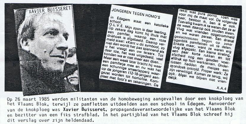 1985_Edegem_Buisseret_verslag