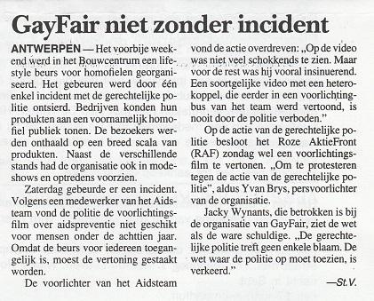 Gay Fair