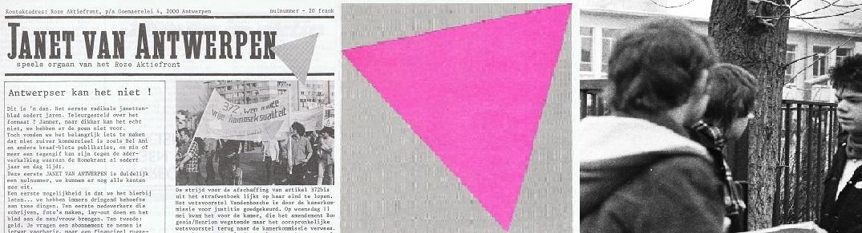 1983_Een eigen blad en pamfletten aan scholen