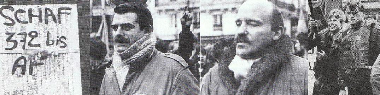 1984_Acties tegen sluiting homosauna en tegen 372bis